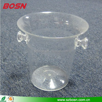 Ice Tong + Acrylic Ice Bucket,Acrylic Wine Bucket,Acrylic Ice container