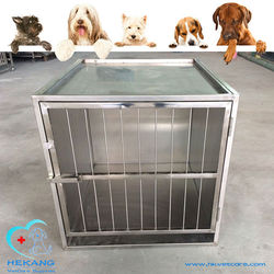High Quality Stainless Steel Cat Cages