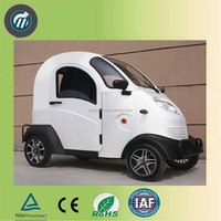 Low temperature Tiny four-wheel electric vehicle