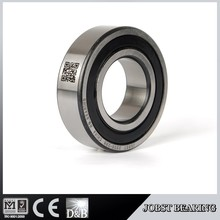 2208 2RS Self-aligning ball bearing with rubber seal bearing spherical ball bearing 2208 2rs