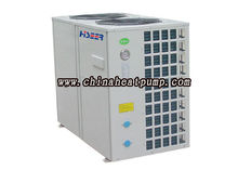 Floor heating heat pump from China 20kw evi high COP with EN14511