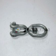 US Type jaw end chain swivels G403