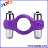 Good Quality Double Motors Delay Ejaculation Innovation Penis Massage bullet sex toy