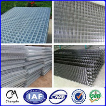 Alibaba insurance 2x2 galvanized welded wire mesh for fence panel