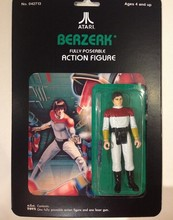 Custom Atari 2600 Action Figures,OEM plastic action figure,character action toy figure making