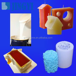High quality RTV liquid silicone for wax&candle mold making