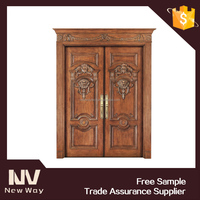 antique tibetan solid wood door