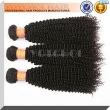 Wholesale 100% Virgin Hair Suppliers Top Grade 5A 100% Virgin Brazilian Human Hair, Raw Unprocess Hair Packs
