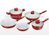 Europe and America Hot sale forged cookware set