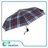 3 Fold Polyester wholesale cheap standard umbrella specification