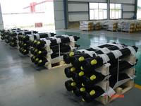 dump truck hydraulic cylinder hyva penta meiller kipper