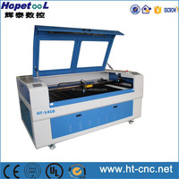 Sale well fast speed plywood laser cutting machine