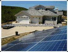 industrial solar power generator 2000W
