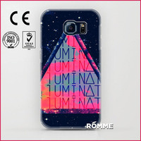 The Phone Case Printing Factory Supplies Various Pattern Protective PC Back for samsung galaxy s6 hard shell