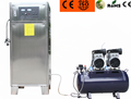 Settore generatore di ozono come purificatore e sterilizzatore acqua per la fabbrica/ozonizzatore di trattamento delle acque reflue/di ozono industriale