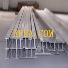 hot selling aluminium structural beam for construction,aluminum I /Hbeam