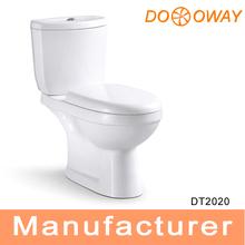 Economic Ceramic Two Piece Toilet Prices DT2020