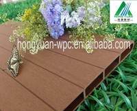 outdoor WPC wall cladding decorative plastic wall panels