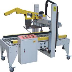 compact build wholesale carton case sealer, semi auto carton case sealer, factory carton case sealer