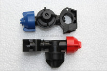 Taizhou iLOT 1/8' fan spray nozzle with non-return valve for livestock and poultry