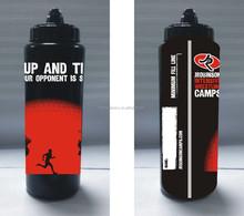 2015 New Products 1Litre Plastic Bottle Supplier Travel Bottle