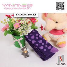 tights YL705 velvet wholesale nice kids tights pantyhose 0427