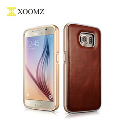 Mobile Phone Case For Samsung Galaxy S6, Aluminum Bumper Cover For Galaxy S6