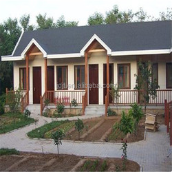new pre-engineered prefabricated light steel structure house and villas