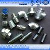 Butt welding pipe fitting,cast iron pipe fitting,bellmouth pipe fitting
