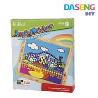 High quality foam mosaic craft kits for kids