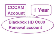 Sell annual renewal subscription icam/zcam code for singapore for Blackbox HD C600/C608 Plus/DM800SE/MUX 800SE/900SE