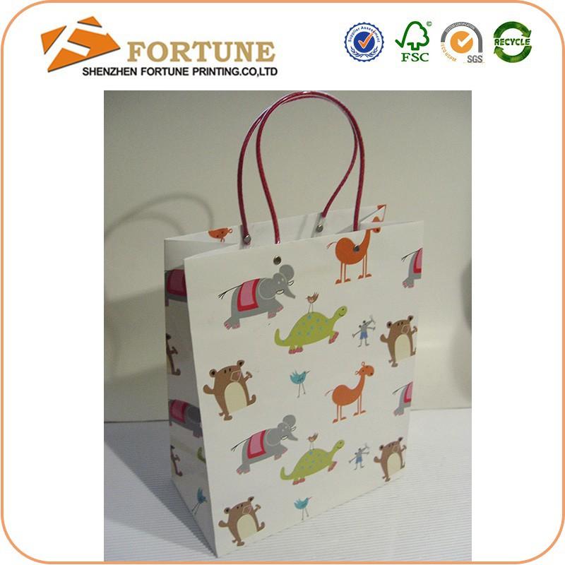 Shopping Bag Brand Name