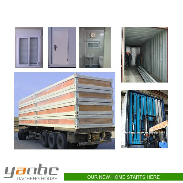 Container houes for workers living