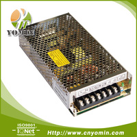factory price 120W AC to DC 12V 15V 24V 48V single output switching mode power supply (S-120)
