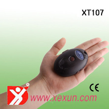 Cats/dogs waterproof GPS Tracker XT-013 upgrade version on TK201with smallest size,light-weight pets tracker locator XT107