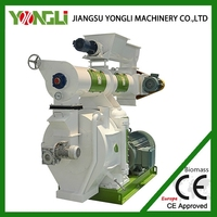 CE approved machine to make wood briquettes/pellet making machine parter
