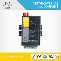3g GPS Tracker Modem with external antenna & sim card slot support RS232/485 & RJ45 F7414 for car/vehicel tracking