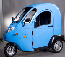 EEC 3 wheel car