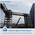 Pré-fabricados de aço do frame do espaço de construção de aço cavalete