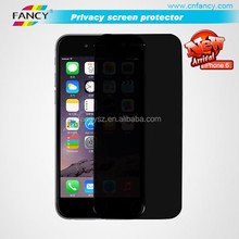 factory price wholsale screen protector privacy for mobile phone