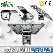 China mini 400w small size solar panel
