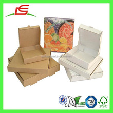 Q1189 Hot Selling Kraft Paper Bulk Large16 Inch Pizza Box Plain Wholesale