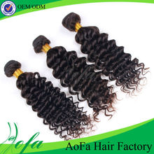 wholesale high quality tangle and shedding free raw virgin unprocessed human hair