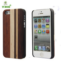 Unique Design Hot Selling Patented Wood Phone Case Cover For iphone5 5s