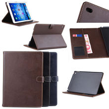 Luxury Leather Stand case for iPad Air 2, for ipad air 2 Case New Design 2015 Wholesale