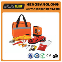 Emergency car kit automobile survival kit