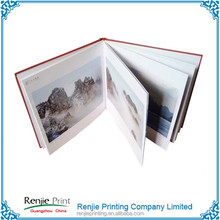 Wholesale children colorful perfect bound printing school book