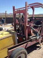 2001 Brouwer 3600R Hitch Hiker