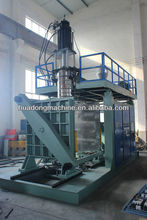 china plastic machinery 2000l super large waste plastic to diesel in machinery