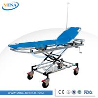 MINA-ST030 Aluminum alloy size ambulance stretcher for sale